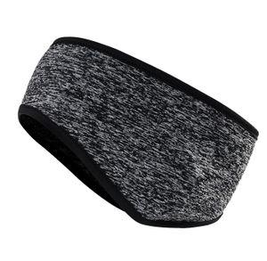 axy Sport Stirnband Winter Ohrenwärmer  für Joggen Wandern Radfahrrad Radsport Haarband Kopfband Sportband Ohrenschutz Stirnbänder Warm Headband Herren Damen