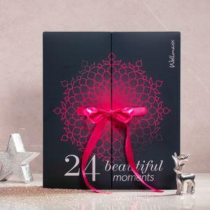WELLMAXX Kosmetik Adventskalender   Produktwert von über 140 Euro   16 Ampullen & 8 Beauty-Highlights
