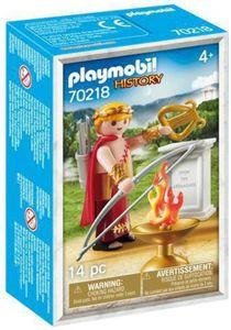 PLAYMOBIL 70218 History Griechische Götter Apollo Figur mit Zubehör