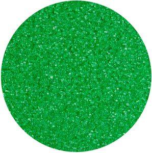 Dekorzucker Grün Glitzerzucker Farbzucker Zucker Froschgrün 500g