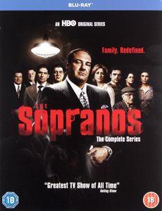 Die Sopranos [28xBLU-RAY]