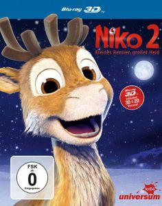 Niko 2 - Kleines Rentier, großer Held (3D Vers.)