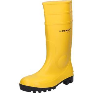 Dunlop Stiefel Protomaster gelb S5 Gr. 36