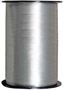 Kraeuselband glatt silber 500 m