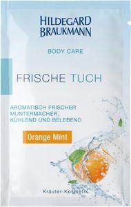 BODY CARE Orange Mint Frische Tücher