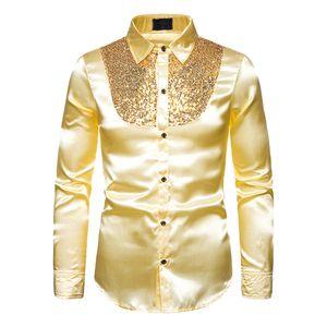 1 Stück Shirt Farbe Goldenes XL