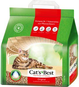 Cat's Best ÖkoPlus Katzenstreu 10l