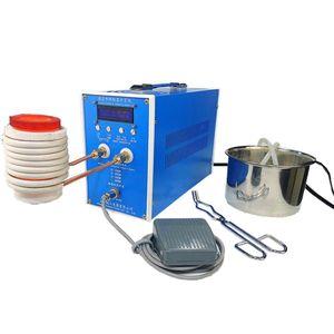 3000W Hochfrequenzschweißen Metallabschreckanlage ZVS Induktionserwärmer Induktionserwärmungsmaschine Metallschmelzofen