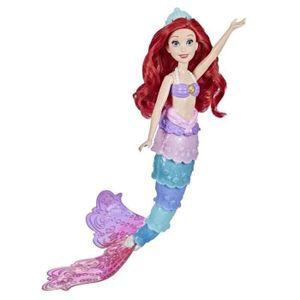 Disney teenager-Puppe Prinzessin Glitter n Glow Ariel Mädchen 28 cm