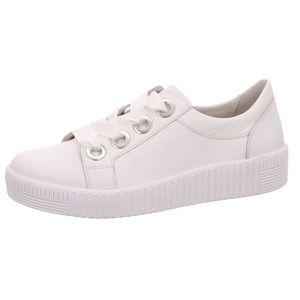 Gabor Sneaker Weiß Größe 7, Farbe: 21 weiß