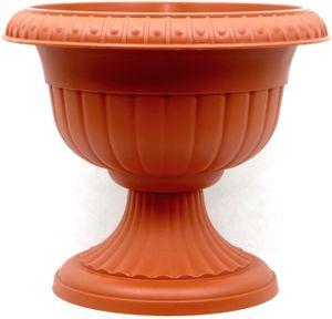 Pflanzkübel Blumenspindel Pflanzschale Roma ∅30cm Terrakotta
