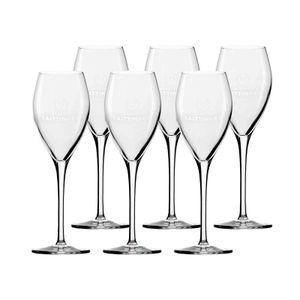 Original Champagnerglas von Taittinger 6er Set