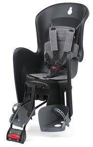Prophete 0023 Kindersitz Bilby RS, verstellbare Rückenlehne, mit Rahmenbefestigung für hinten, 9 bis 22 kg Körpergewicht