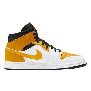 Nike Schuhe Air Jordan 1 Mid, 554724170, Größe: 45