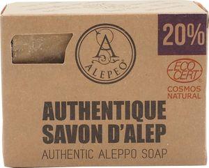 ALEPEO Aleppo Olivenölseife mit 20% Lorbeeröl 200 g