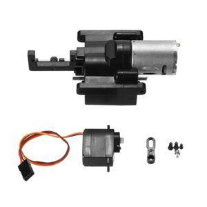 Getriebe + Servo Für WPL B16 B24 B14 B36 JJRC Q61 Q62 Buggy Ersatzteile