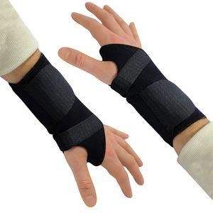 Kurtzy 2 Pc Fortgeschritten handgelenkbandage handgelenkschiene mit schiene bandage für schmerzlinderung für Karpaltunnelsyndrom, Verstauchungen, Sehnenscheidenentzündung und handgelenk Arthritis