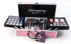 Casuelle Kosmetik Schminkkoffer Beauty Make-Up Alu Koffer Kinder Schminkset