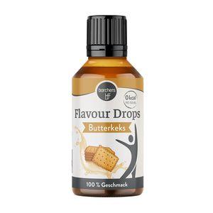 Flavour Drops Butterkeks