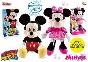 Disney Kuscheltier Minnie lacht; 181113MI4