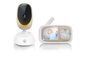Motorola Comfort45 Connect Babyphone - Intelligenter 2,8-Zoll-Bildschirm - Video-Babyphone