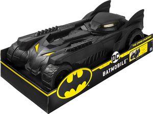 Spin Master 6055297 (20122040) - DC Batman - Batmobile für Figuren bis 30 cm
