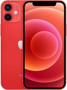 Apple iPhone 12 mini - 64 GB, Farbe:Rot