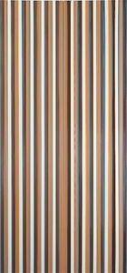 Vorhang / Streifenvorhang Conacord braun-beige Länge 200cm