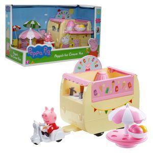Eiswagen   Spielset   Peppa Wutz   Peppa Pig   Eiscreme-Wagen mit Figur Peppa