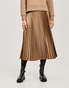 Opus Röcke normal Damen Rury Größe 40, Farbe: 2091 maple