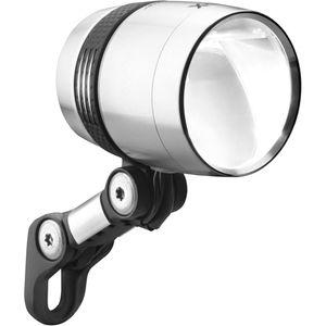 Busch & Müller Dynamo-Scheinwerfer Lumotec Iq-X 100 Lux Silber