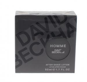 David Beckham Homme 50 ml After Shave Lotion Aftershave After Shave