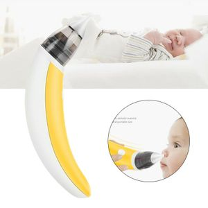 Elektrischer Nasensauger Baby Nasenreiniger Snot Schleim Aspirator Reiniger DE