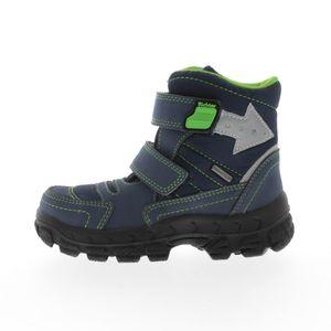 Richter Schnee Stiefel Blau Grün - Jungen, Größe:32