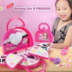 Make-up Toy Box Kinder Set Offener Koffer CHQ201225474