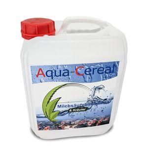 Milchsäurebakterien & Kräuter Aqua-Cereal®  | 5 Liter, beugt übermäßiger Algenblüte