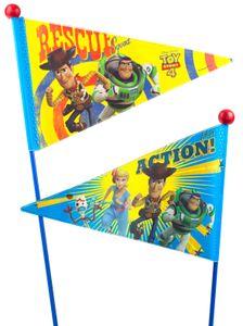 Widek sicherheitsfahne Toy Story 4 170 cm blau