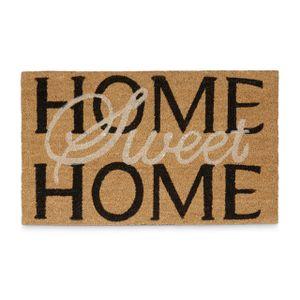 relaxdays Fußmatte Kokos HOME SWEET HOME