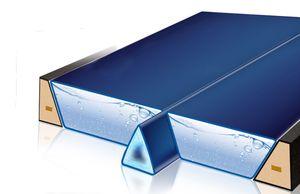 Trennkeil Wasserbett Thermo-Trennwand  210 cm (198 cm)