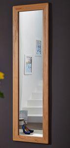 Wandspiegel 50x175cm 'Bayreuth' Kernbuche massiv
