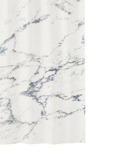 Klein Wolke Duschvorhang Marble 180cm x 200cm H.