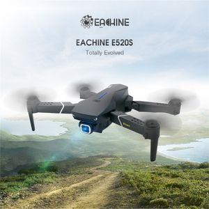 2020 neue Upgrade Eachine E520S Dual GPS 5G WIFI FPV 75 Minuten Flugzeit Follow Me Faltbare RC Drone Quadcopter -4K 1 Batterie