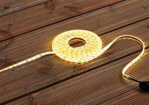 Heissner Unterwasser LED-Band Starter-Set mit Trafo warm-weiß 5m