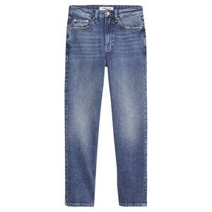 Tommy Jeans Harper Hr Strght Ankle Oslo Light Blue Comfort 31