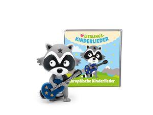 Tonies Hörfigur 10000263 - Lieblings-Kinderlieder - Europäische Lieder -