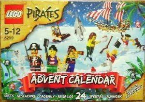 Lego Adventskalender Pirates 6299 NEU/OVP