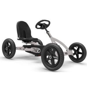 Berg Pedal Go-Kart Kinderfahrzeug BergToys Buddy Grey Limited Edition