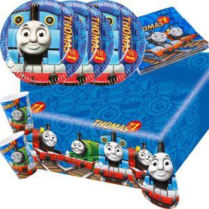 37-teiliges Party-Set Thomas und seine Freunde - 8 Kinder