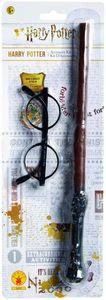 Rubies 35374 - Harry Potter Blister Kit - Child (Brille + Zauberstab)