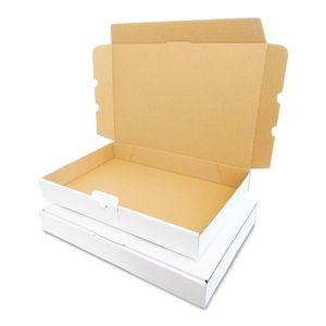 """25 Maxibriefkartons 350 x 250 x 50 mm (Weiss) """"MB-5"""""""